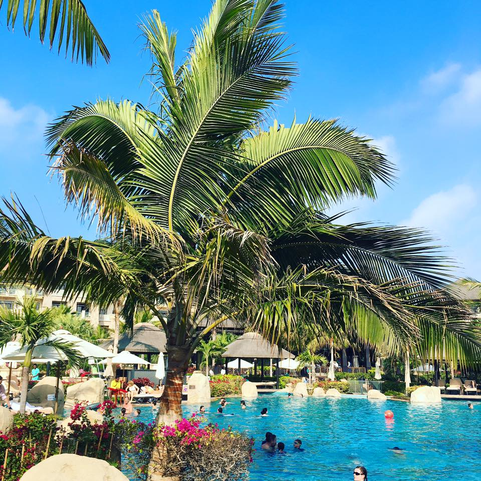 My Stay: Sofitel Dubai The Palm