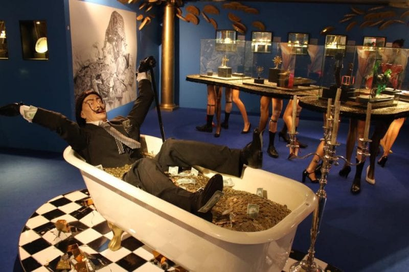 15 photos to inspire you to head to the Dali Expo in Liege, Belgium