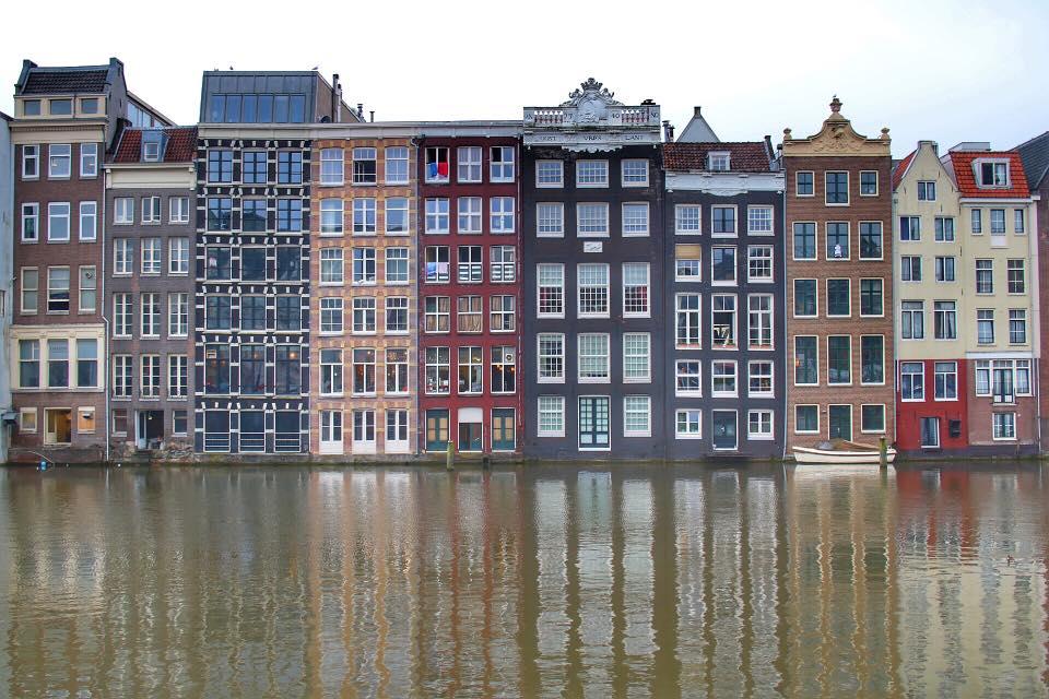 Photo journal of Amsterdam