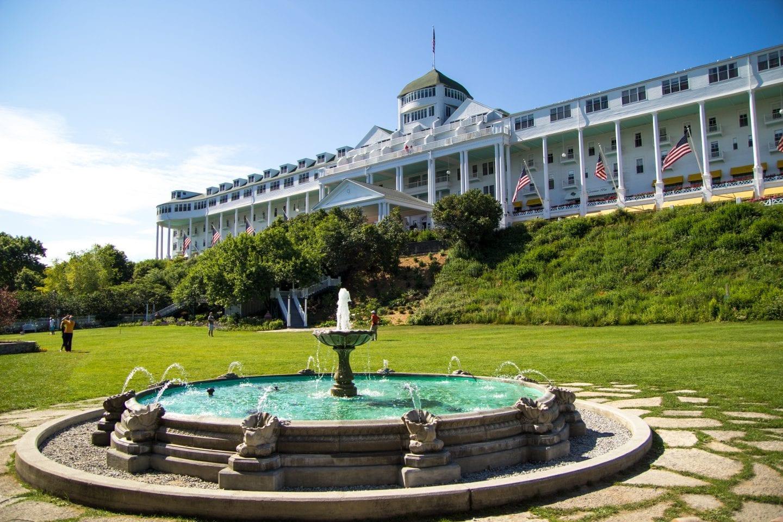 Grand Hotel Mackinac Island
