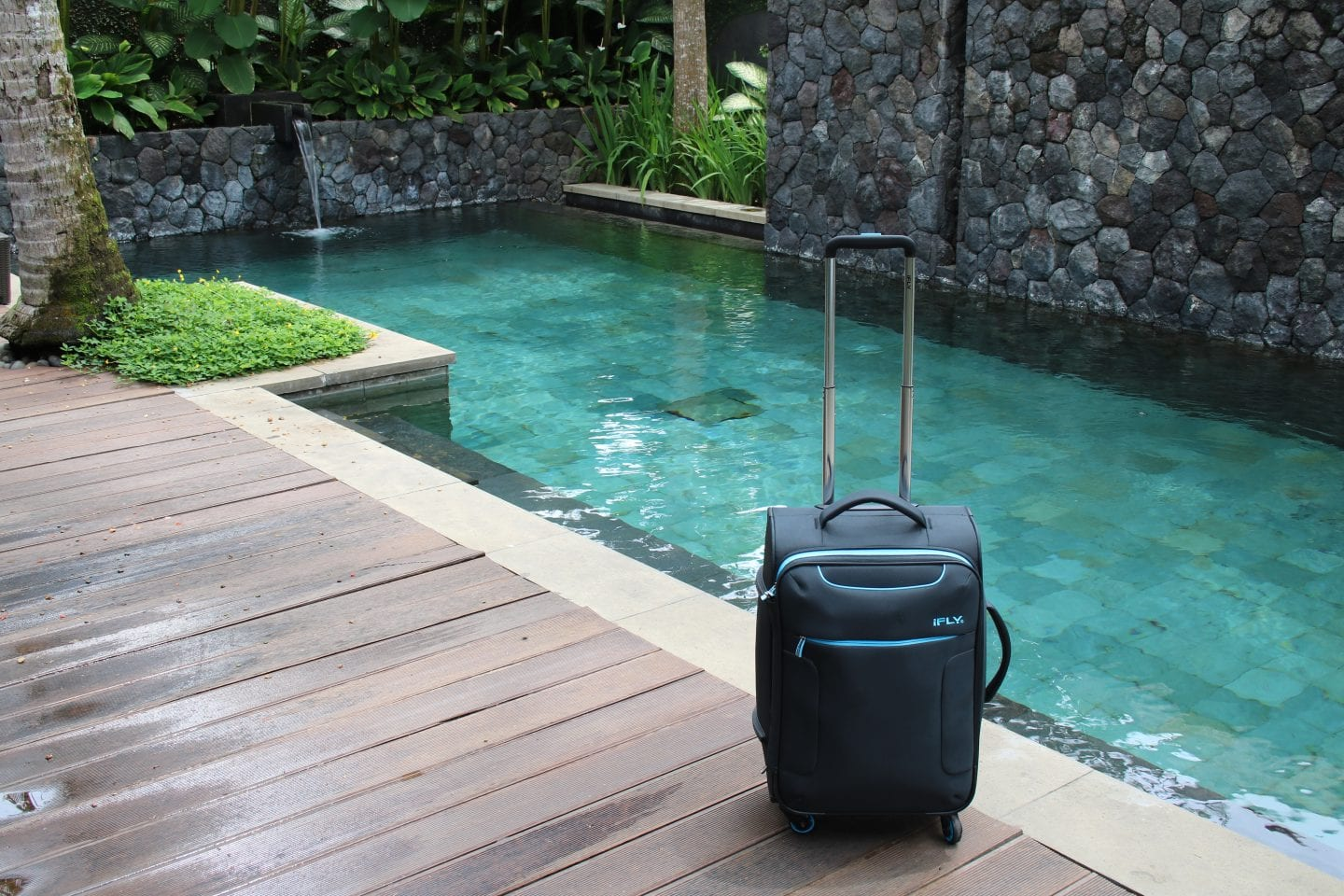 Carry-On Style with iFLY Luggage