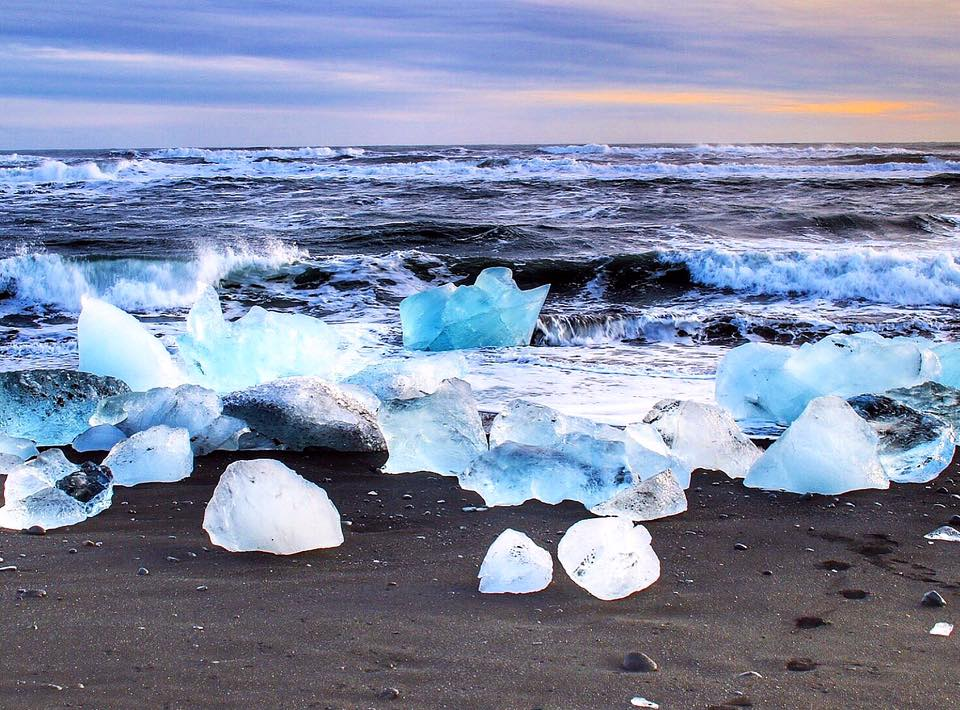 Travel Tips for Iceland_Diamond Beach
