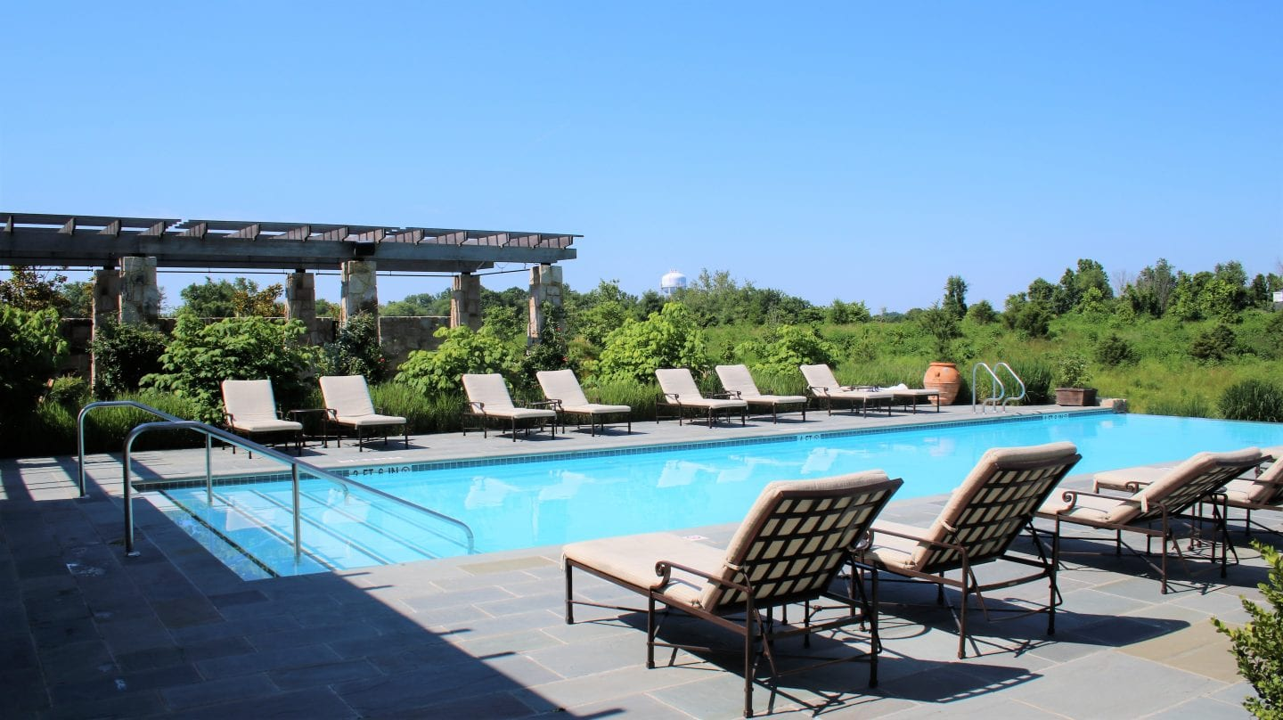 Checking In: Salamander Resort & Spa