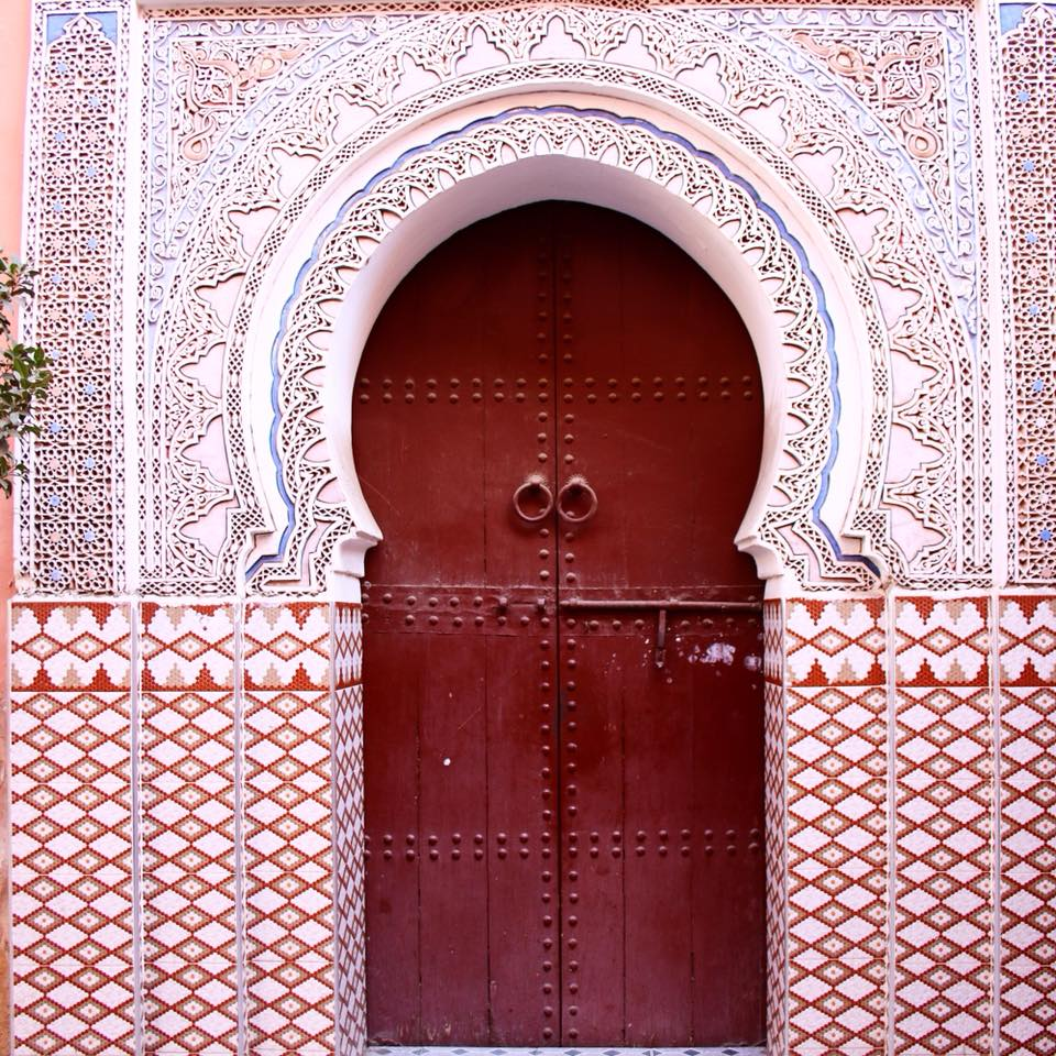 Doors of Marrakech, Morocco