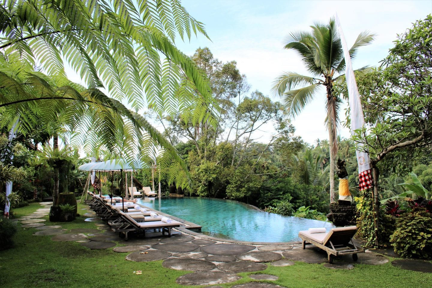 Checking In: Puri Gangga Resort, Ubud Bali