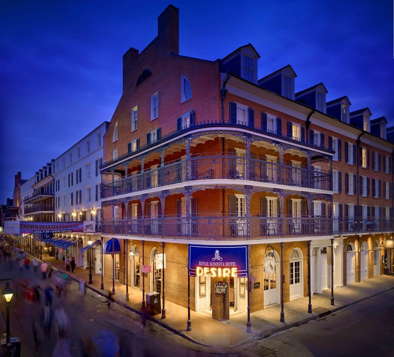 Checking In: Royal Sonesta New Orleans