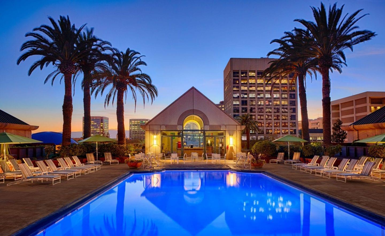 Checking In: The Fairmont San Jose, California
