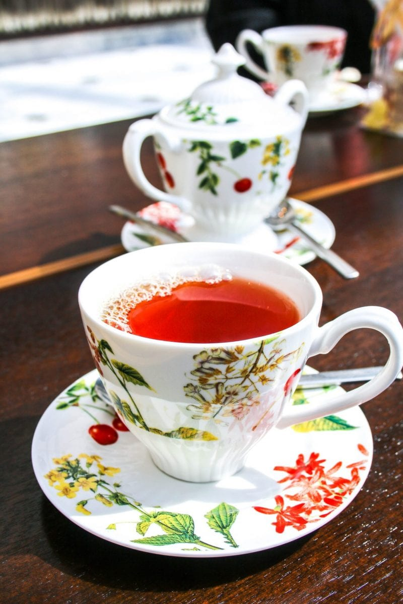 Fairmont Washington, DC: Cherry Blossom Afternoon Tea