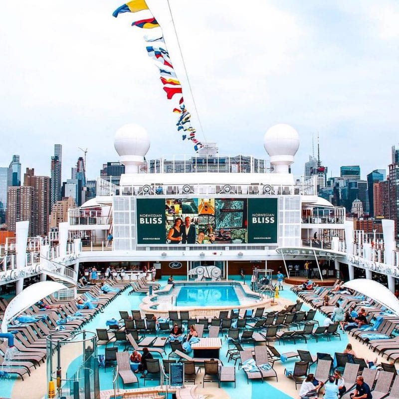10 Ways The Norwegian Bliss Is Bringing Magic To The High Seas