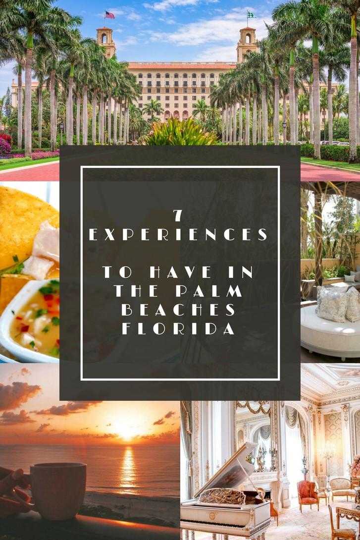 palm beaches activities