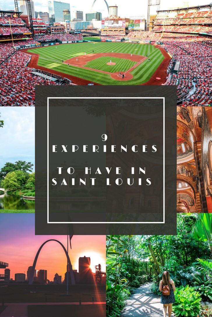 saint louis experiences