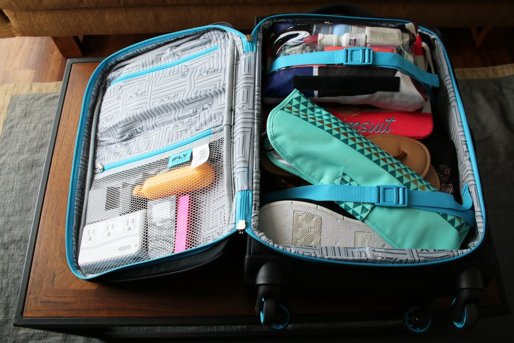 Cruise Packing Checklist: the ultimate guide in what to pack for your next cruise and what to leave behind.