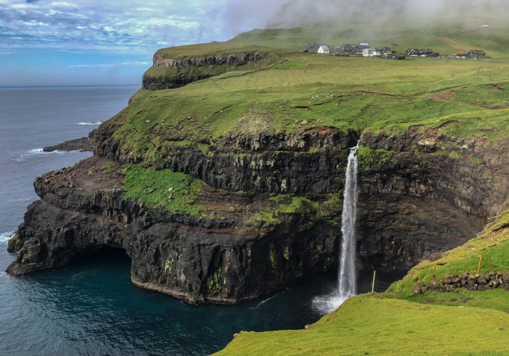 European bucket list - road tri through the Faroe islands.