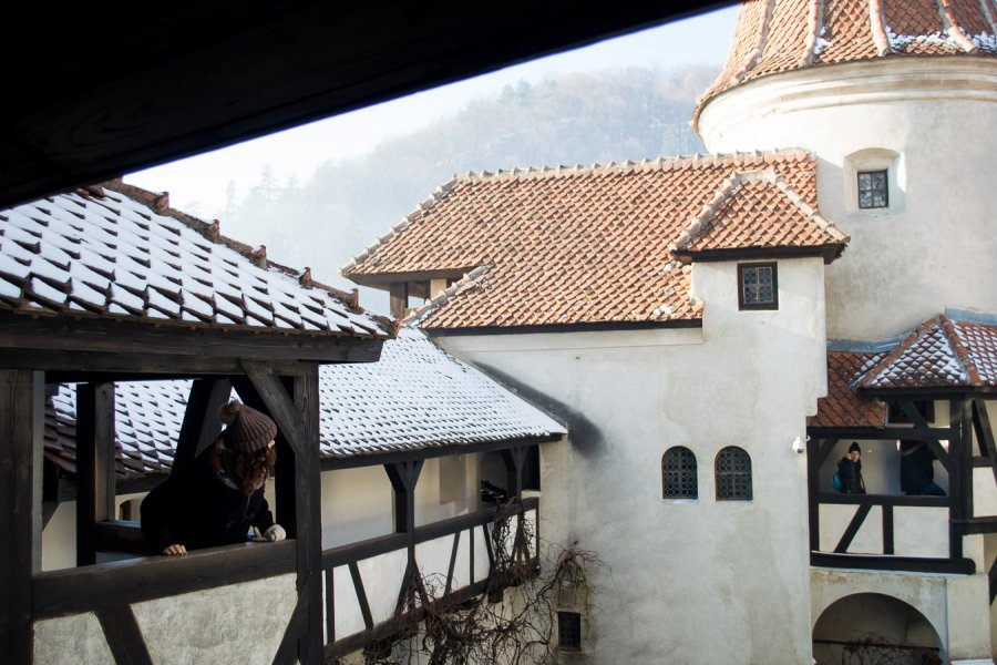 European Bucket List Bran Castle in Romania