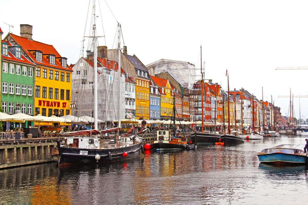 European bucket list destination, Copenhagen.