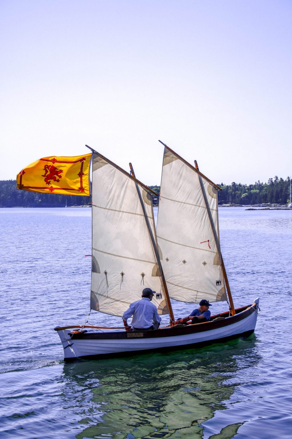 Maine Windjammer Cruise