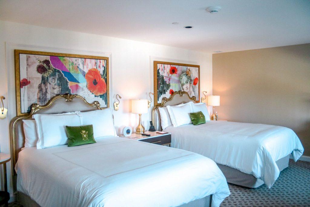 Cavalier Hotel Double Room