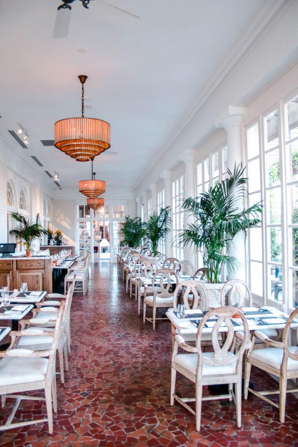 Becca Restaurant - The Cavalier Hotel