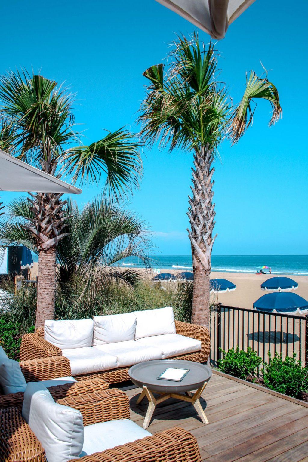 The Ocean Front Beach Club - Cavalier Hotel