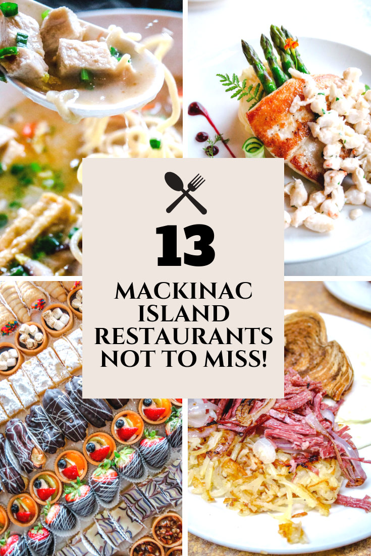 mackinac island restaurants