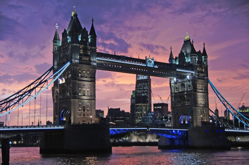 London bucket list MUST visit places!