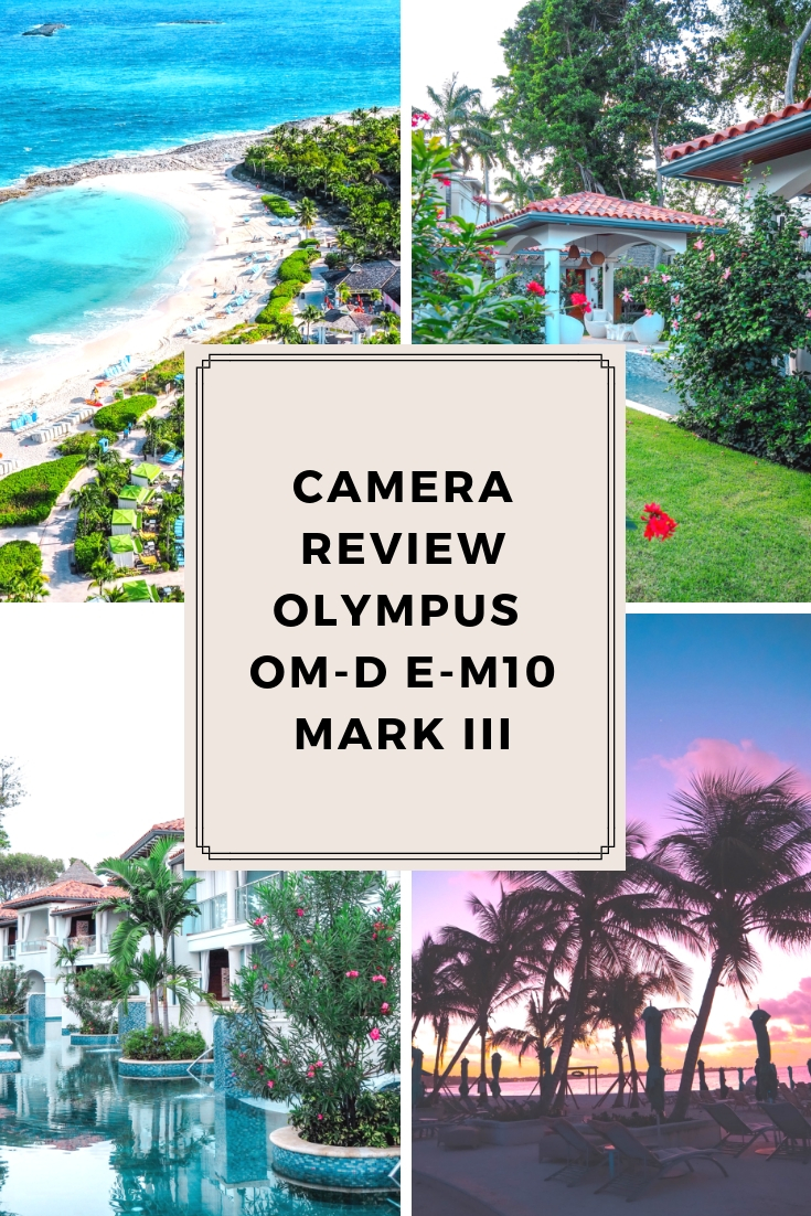 Olympus OM-D E-M10 Mark III review. The perfect camera for travel photographers!