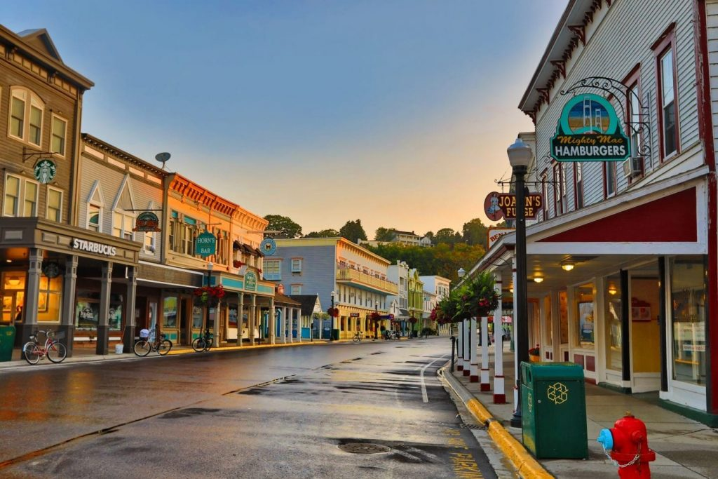 things to do on mackinac island
