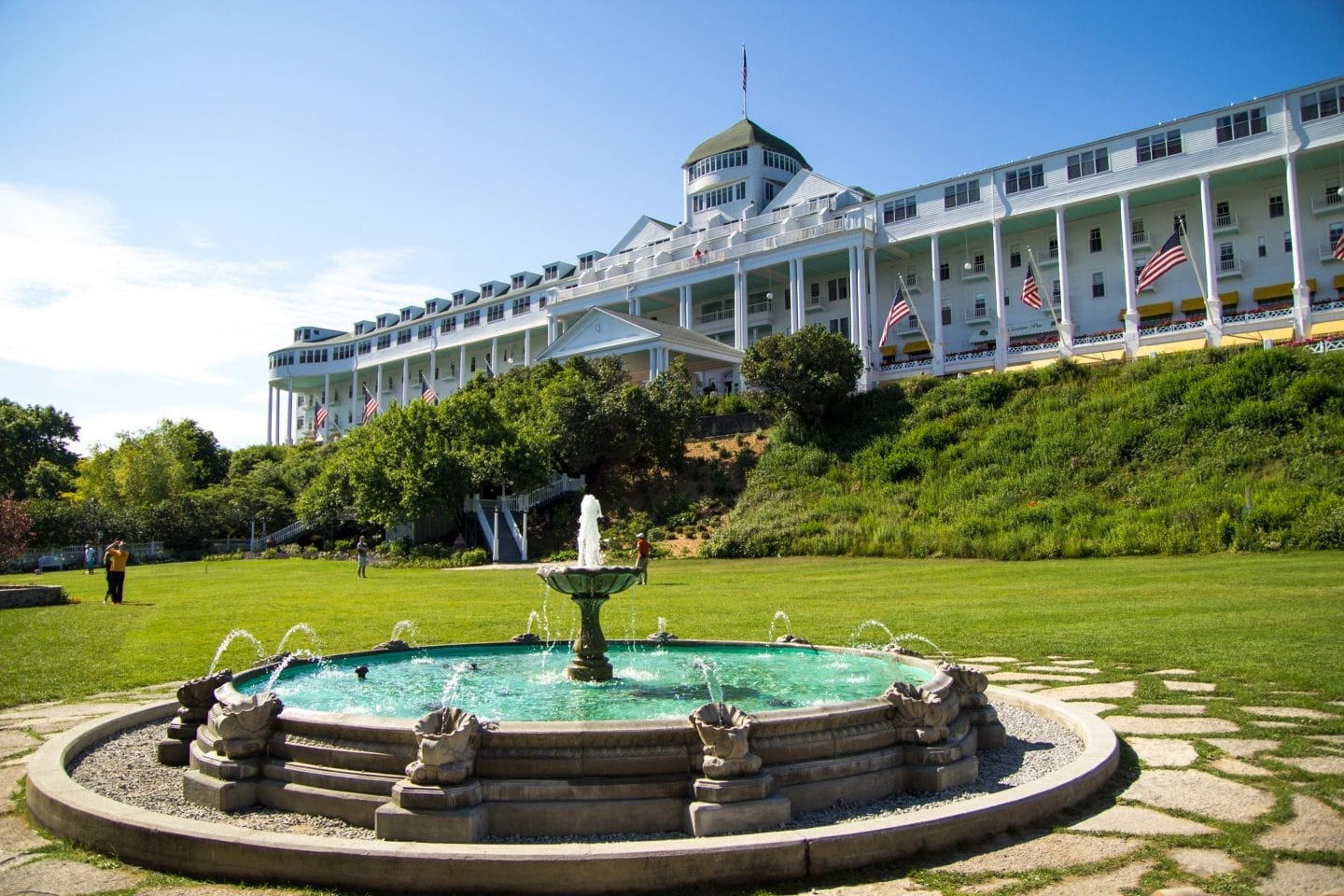 Places To Stay On Mackinac Island