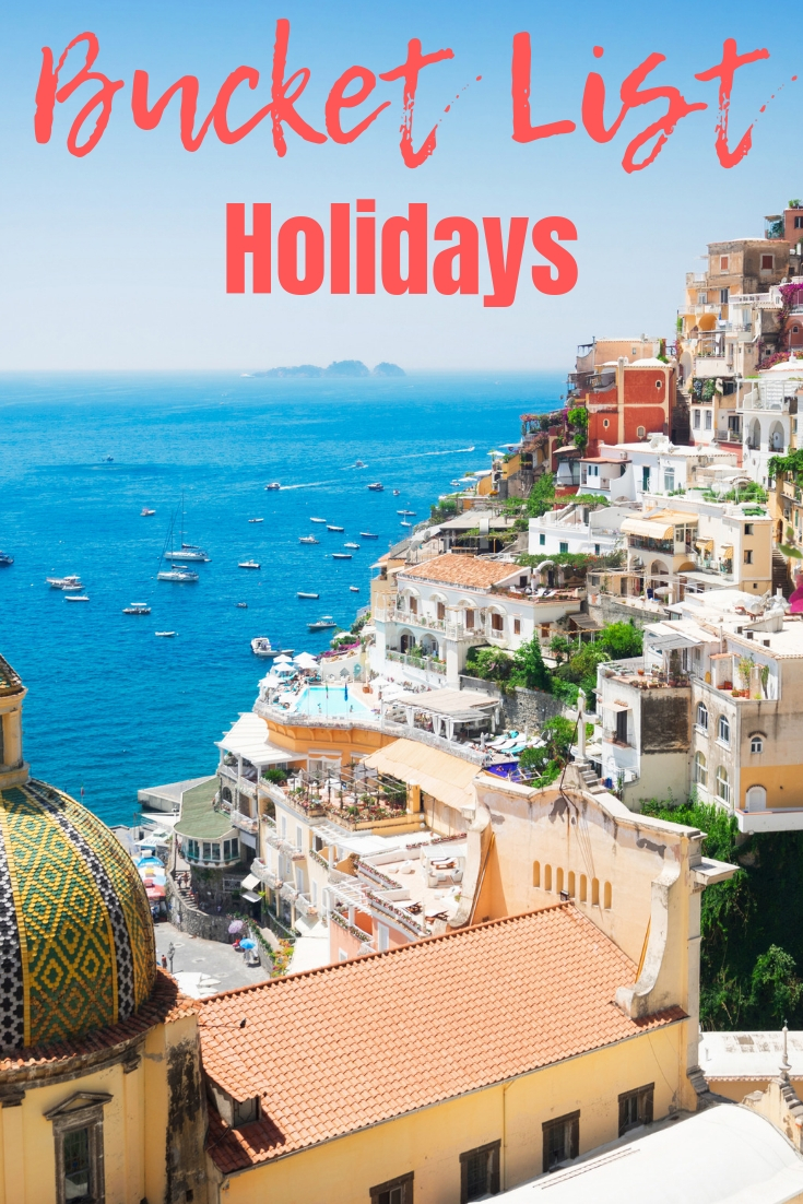 Bucket List Holidays: Trips worth taking in your lifetime spanning the 7 continents