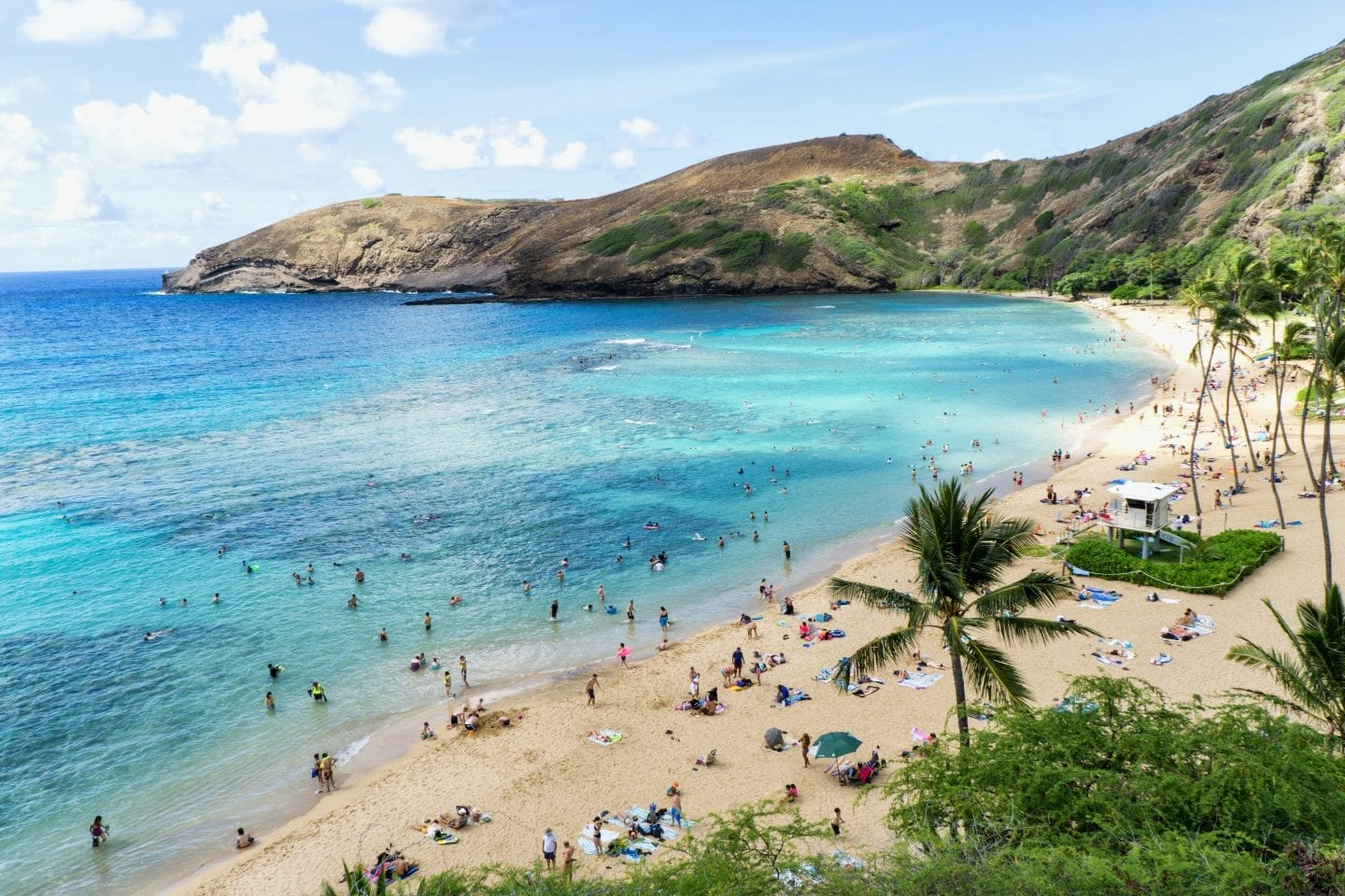 Oahu Beaches - Hanauma Bay