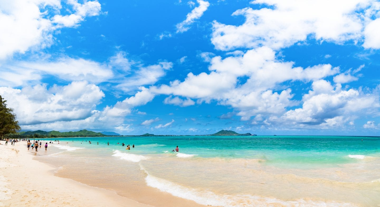 Oahu Beaches: Kailua Beach