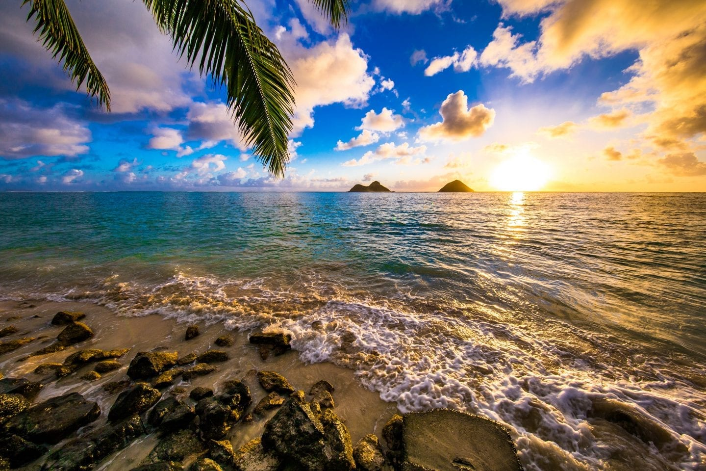 Oahu Beaches: Lanikai Beach