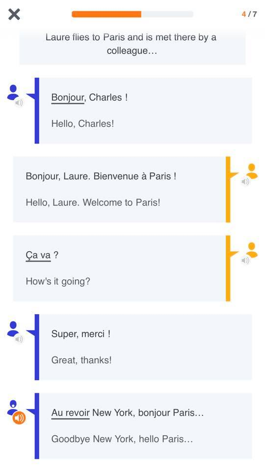 learn french online
