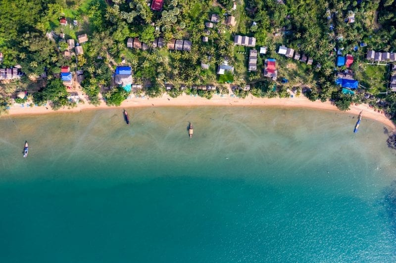 Cambodia Beaches: The Best Beaches In The Country