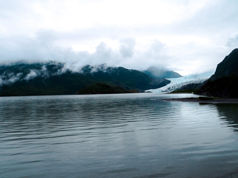photographing alaska - glaciers