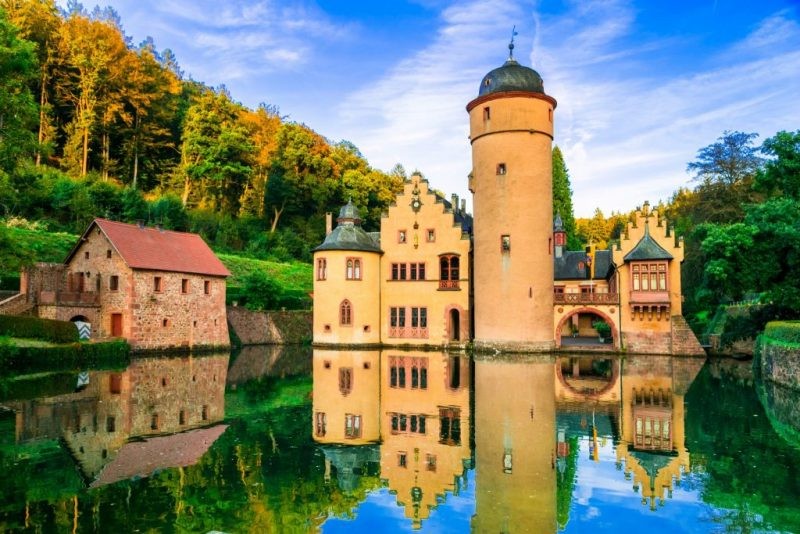 Germany Castle Tours: Four Castles On The Rhine