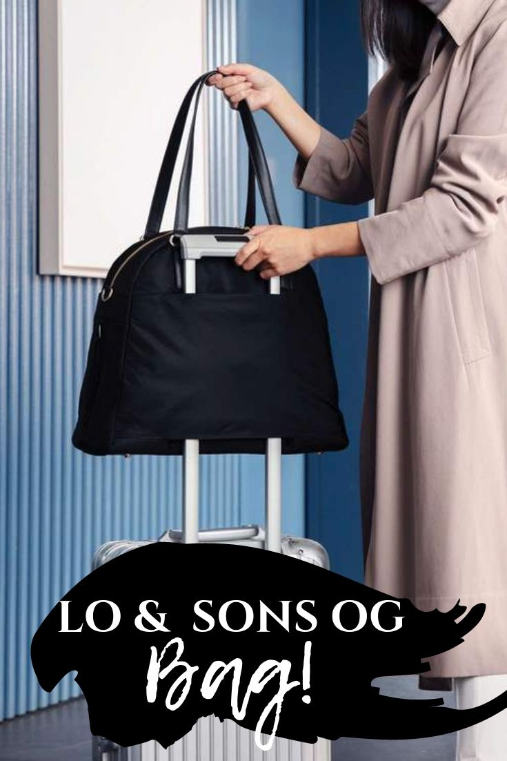 Lo and Sons OG Bag