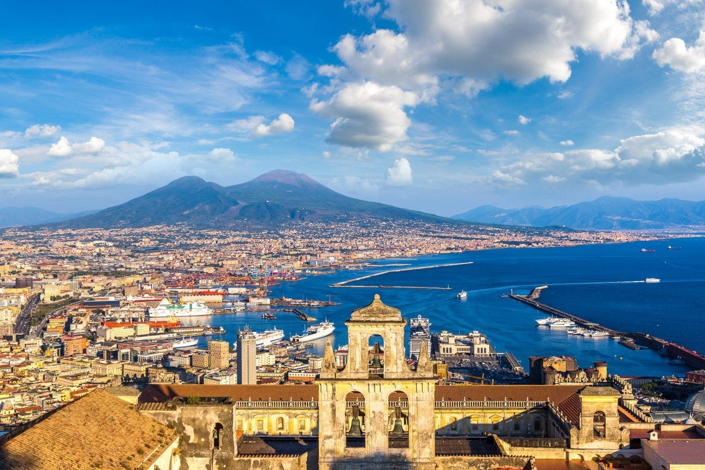 One Day In Naples: Exploring This Coastal Italian City