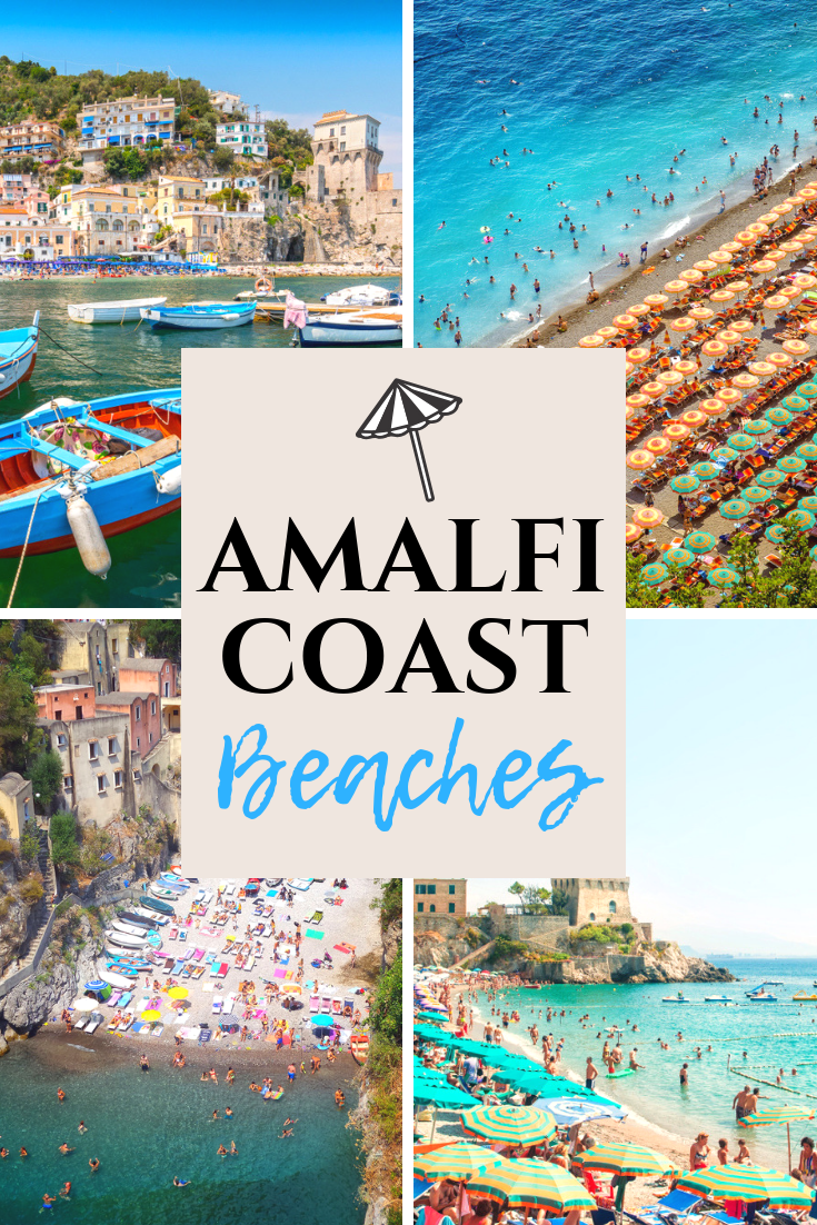 amalfi coast beaches