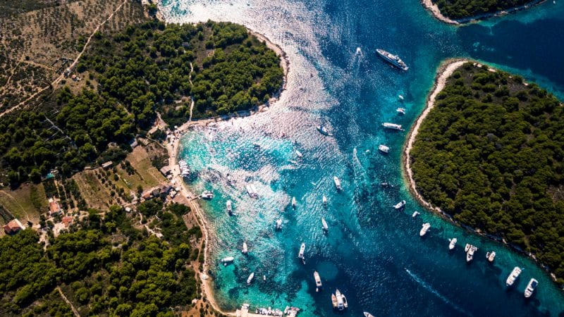 The BEST Split Beaches For Your Croatian Vacation