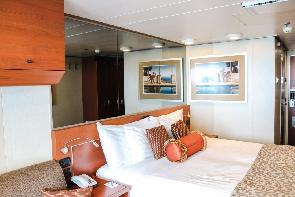 glacier bay cruise staterooms