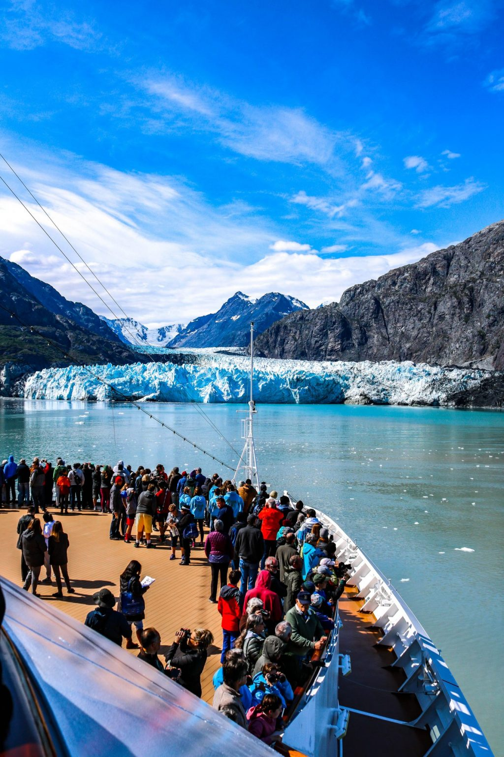 glacier bay cruise