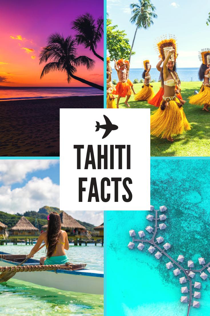 tahiti facts