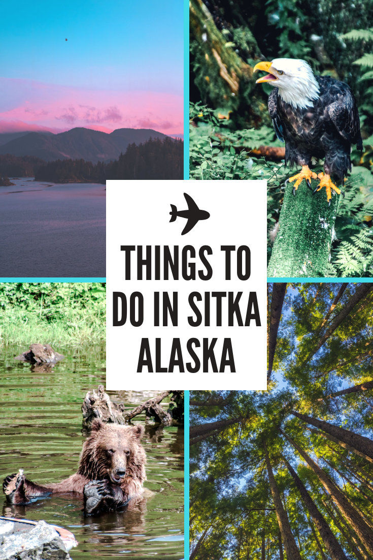 things to do in sitka