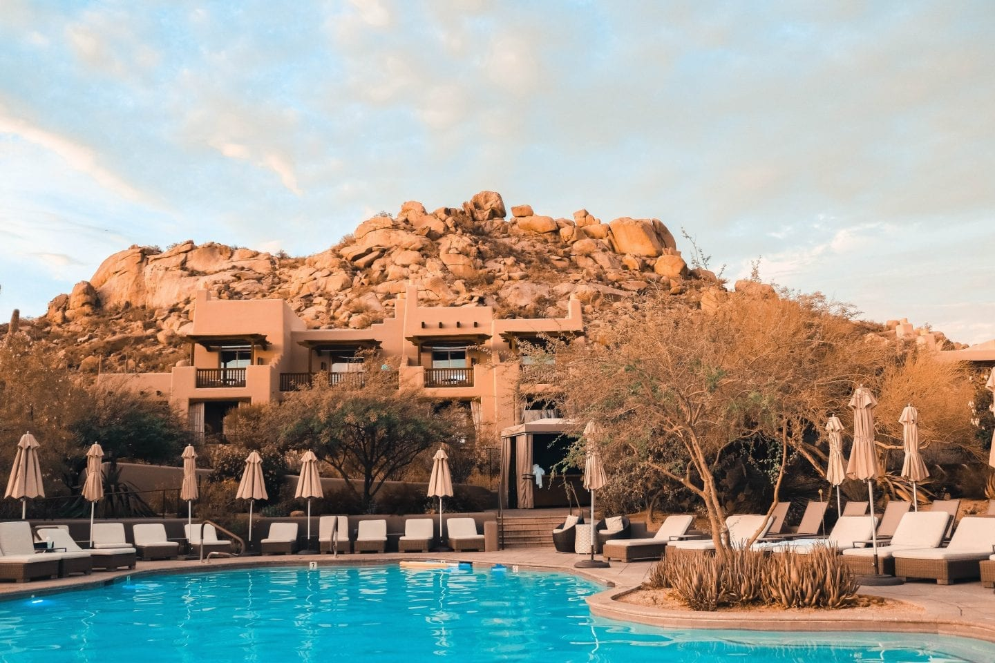 Where To Stay In Scottsdale: Desert Luxury At The Four Seasons