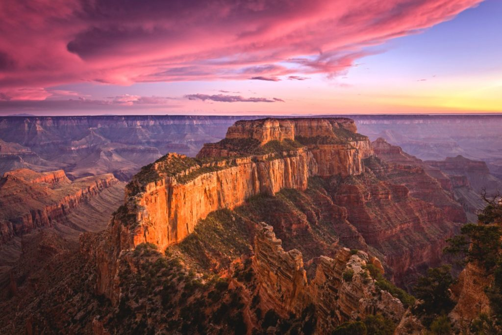 Grand Canyon Tours From Sedona