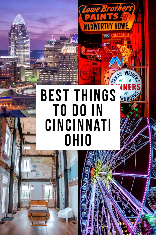 things to do in Cincinnati