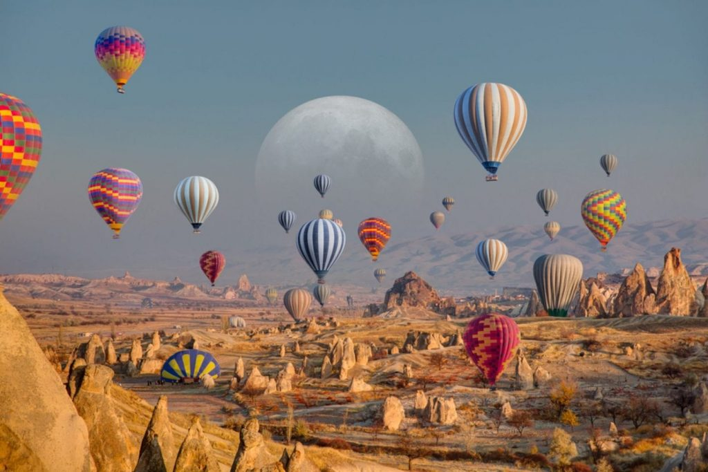 Istanbul To Cappadocia: The Ultimate Guide To Traveling Between Cities
