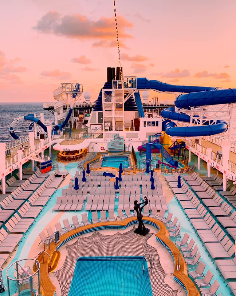 Norwegian Encore Cruise: Hitting The High Seas In STYLE