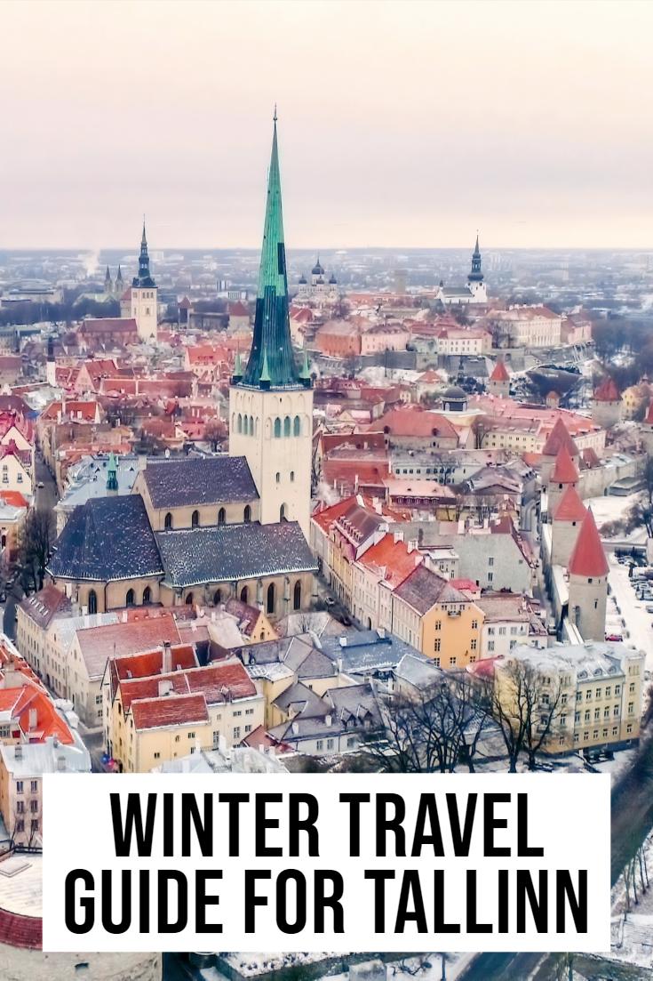 tallinn winter